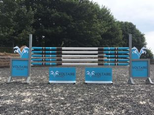 Complete Sponsored Jump with Poles and filllers